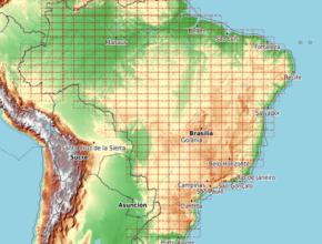 O Mapa Índice TOPODATA - MDE Nacional