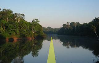 StreetView na Amazonia