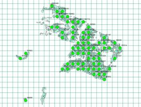 Fishnet - Gerando parcelas de inventário no ArcGIS