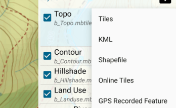 SWMaps - Candidato a substituto do ArcPAD ?